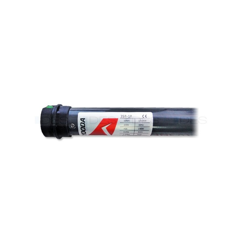 Silnik Yooda TYP 35S do rury fi 40/13Nm