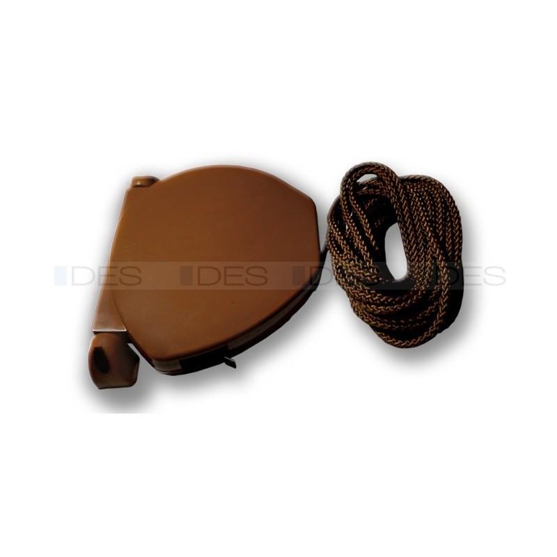 Zwijacz do rolet na linkę LUX kolor złoty dąb