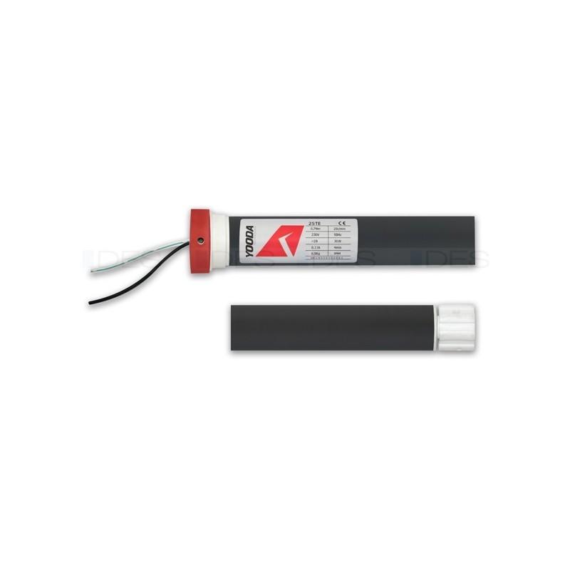 Silnik radiowy do rolet materiałowych Yooda fi 28/230V