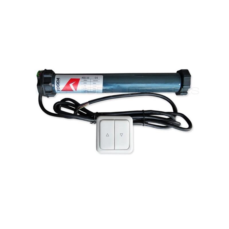 Silnik do rolet Yooda TYP 45S Ø60/10Nm dł. 33cm