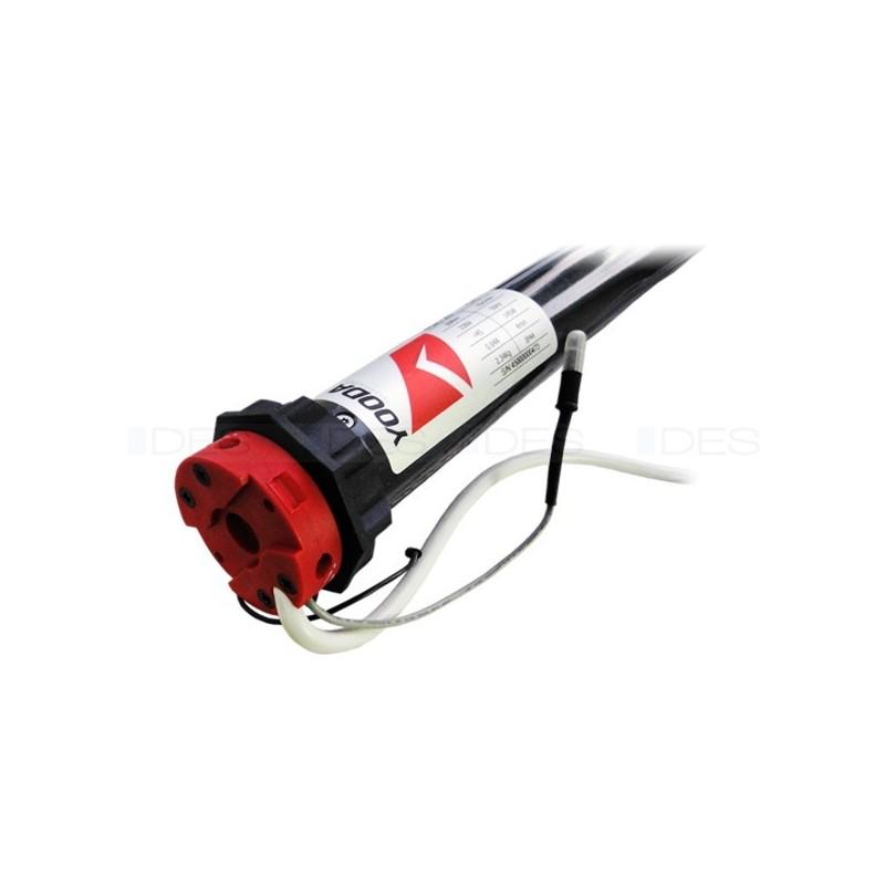 Napęd radiowy do rolet z mechanizmem przeciążeniowym Evy TYP 45 Ø60/20Nm