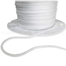 Biała linka do podnoszenia rolet