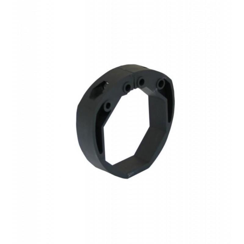 Pierścien do super bloków na rury Ø60