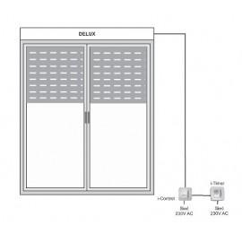 Zintegrowany przełącznik do rolet i-Control z przekaźnikiem