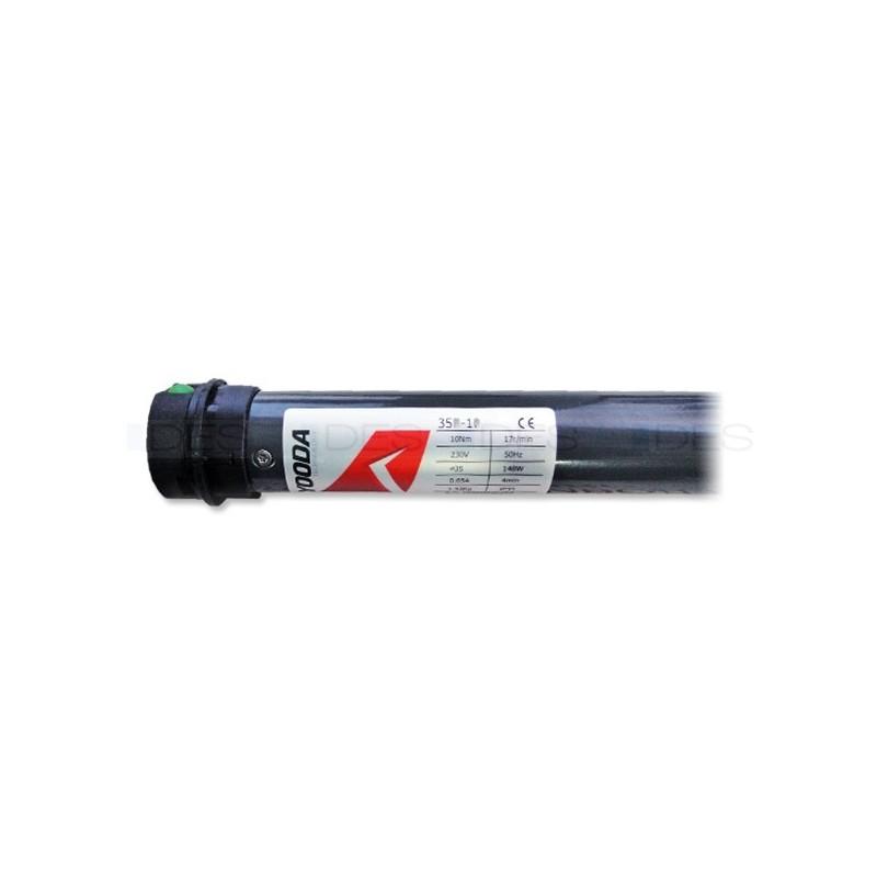 Silink przeciążeniowy Yooda TYP 35B do rury Ø40/10Nm