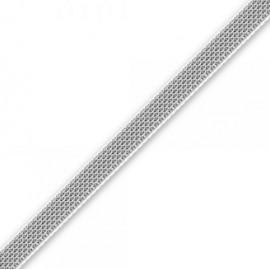 Taśma do rolet 22 mm jasnoszara