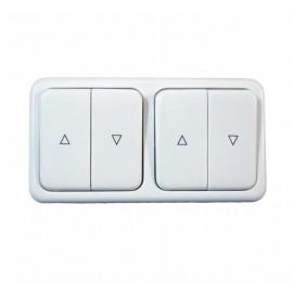 Astabilny przełącznik klawiszowy do rolet