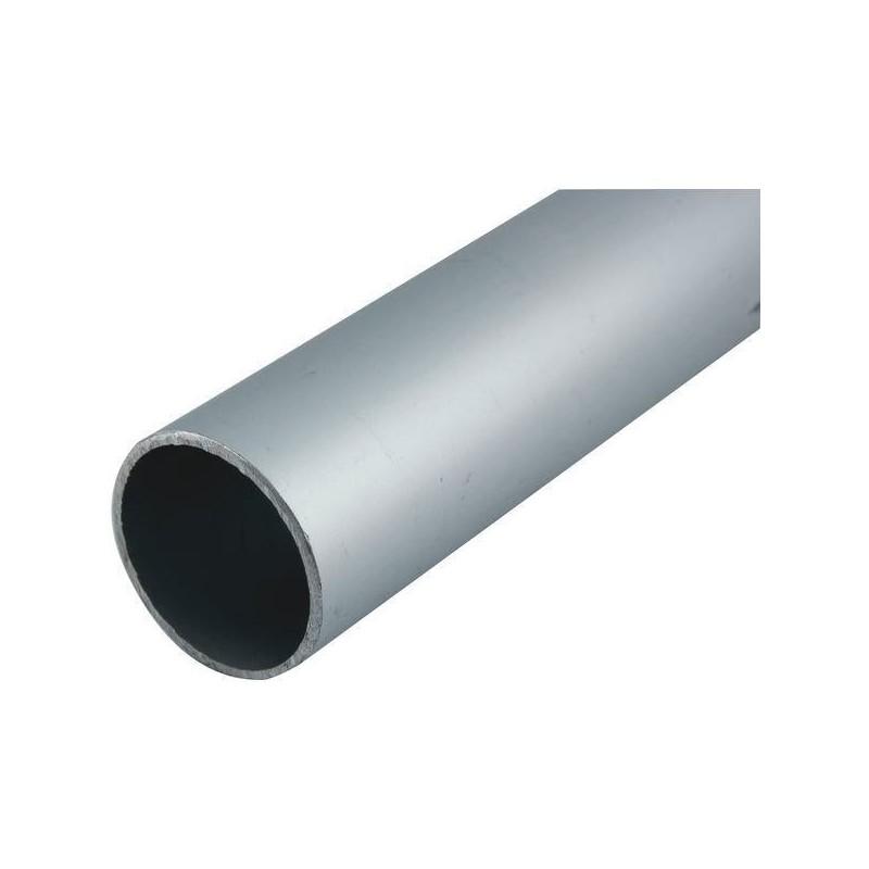 Aluminiowa rura Ø40 okrągła do rolet tekstylnych
